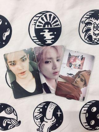 WTS NCT Taeyong SM Museum Photocard
