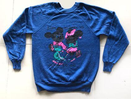 Mickey x vintage 5050
