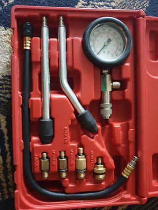 Cylinder Pressure Tester