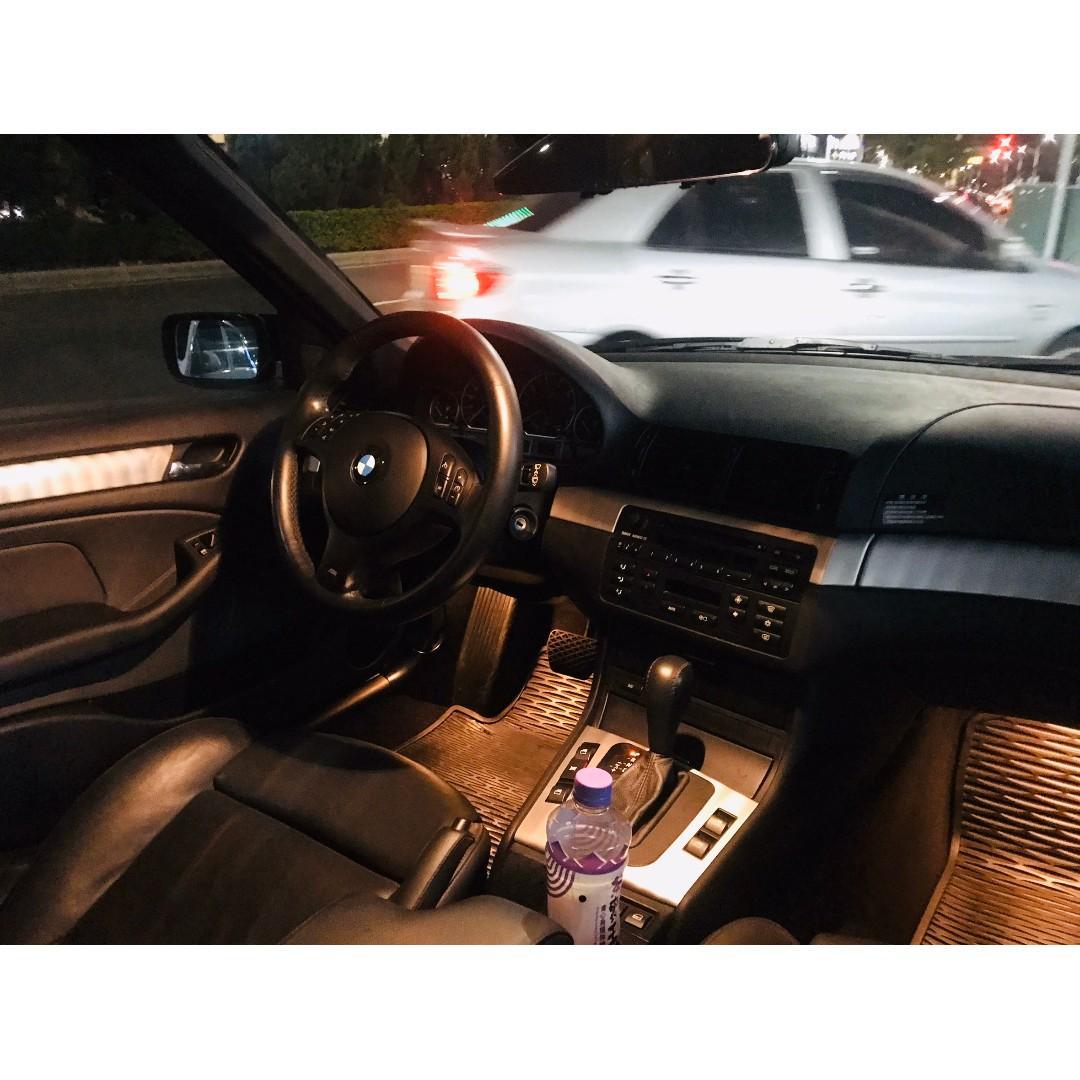 2003 BMW 320i  經典2.2L直六 M套件 正跑八萬👈👈👈