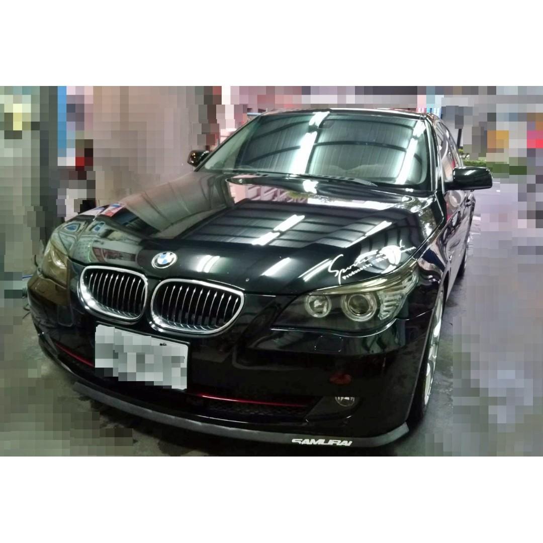 2004年 BMW 520i 2.2cc 不喜歡不用錢