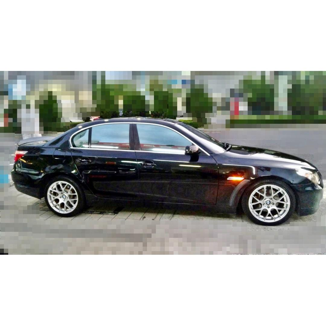 2004 BMW 520i     💥經典E60 再配上紀念版2.2升直六引擎   你一定會愛上它💥