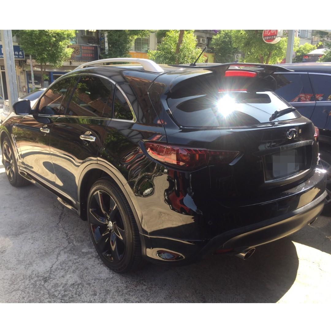 2008    FX35   黑色  漂亮車