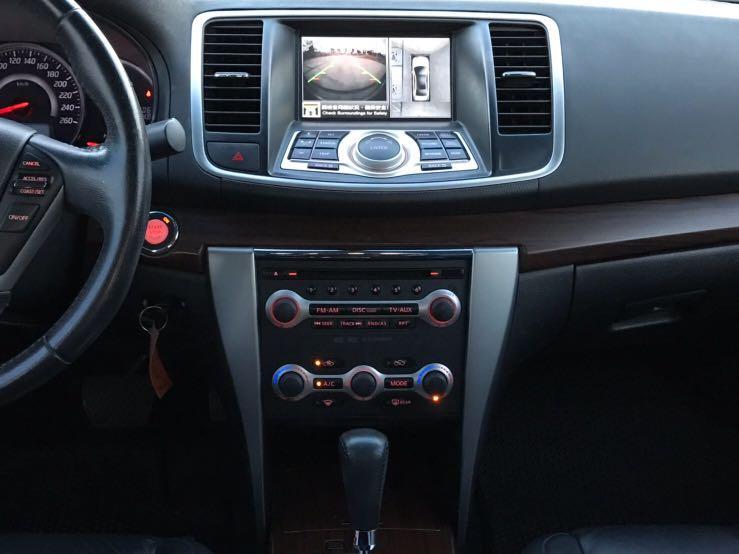2015年 Nissan teana 2.5