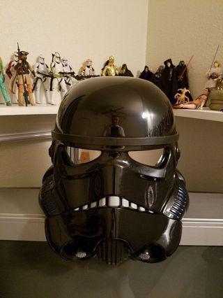 Shadow trooper star wars helmet