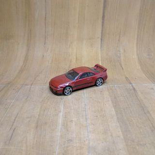 Hot Wheels Nissan Skyline GTR R33 Loose