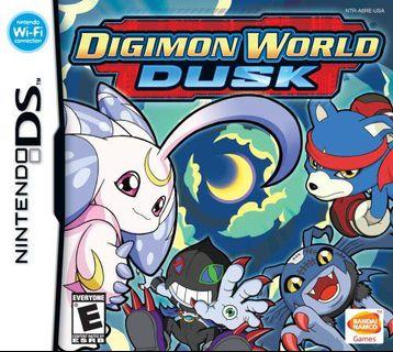 Looking for Digimon World Dusk US