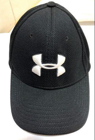 UA 運動帽黑色