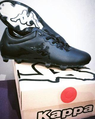 Kappa Football Boots 318 Blackout