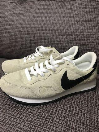 Nike Pegasus 休閒鞋 麂皮 復古 杏色