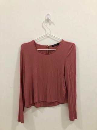 Cotton On Rosy Pink Top