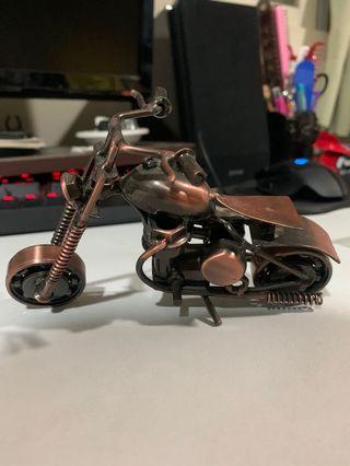 復古哈雷機車模型