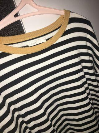 Padini Striped Knitted Top