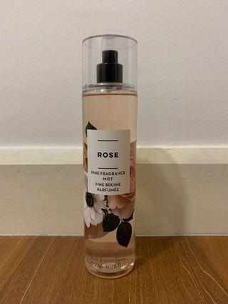 Fine Fragrance Mist Rose 🌹