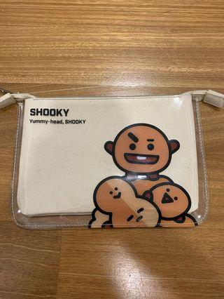 BT21 Official March: Shooky Pouch 💜