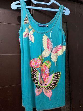 Tank Top butterfly