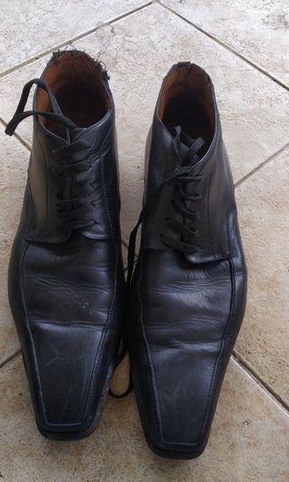 Sepatu Kulit Original Mario Cuomo