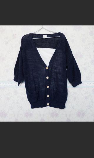 Cardigan Knit n Co