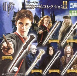 哈利波特 魔法棒 扭蛋 轉蛋
