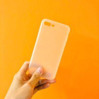 全新 霧透明 Apple IPhone 8 Plus 全素色 手機軟殼