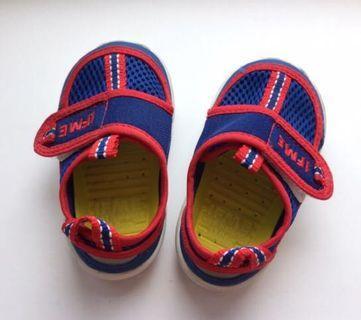 『8成新』IFME 男童鞋 13cm 日系機能童鞋