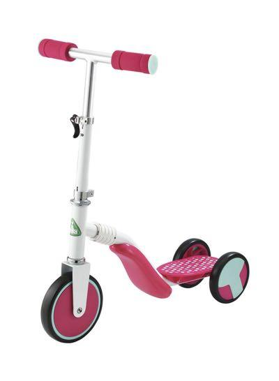 2 in 1 Trike Scooter