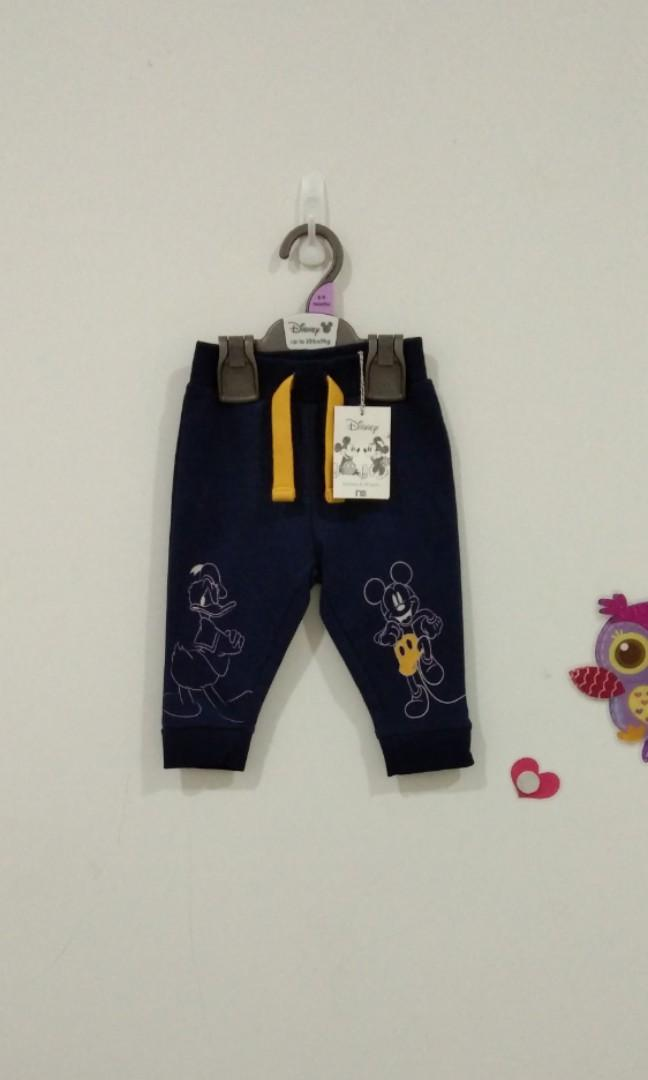 🆕6-9M Mothercare Mickey Jogger