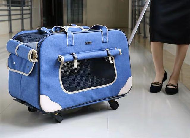 寵物兩用推車及手提袋