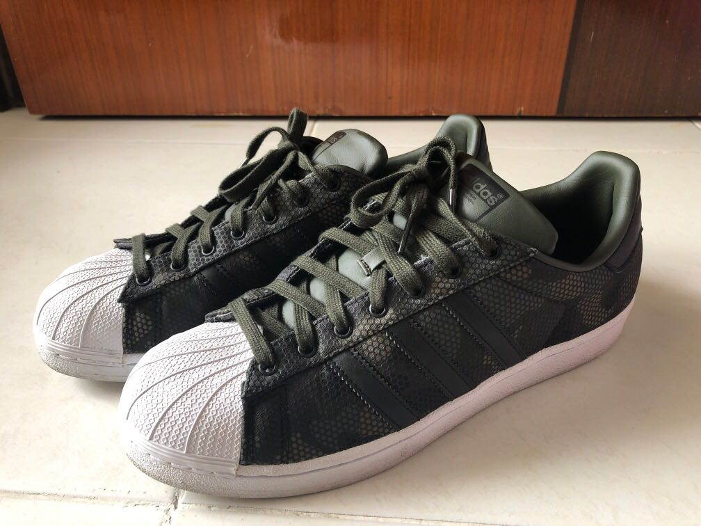 Adidas Superstar ( camo ), Men's