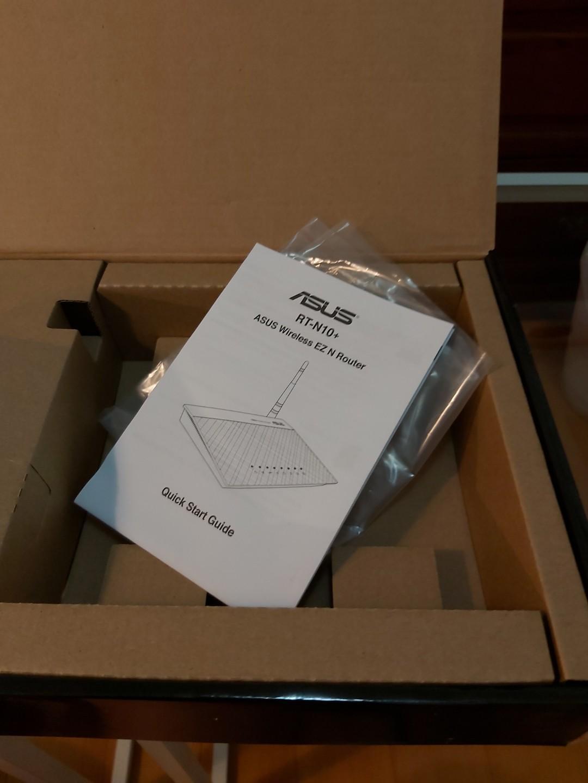 ASUS 無線分享器 RT-N10+