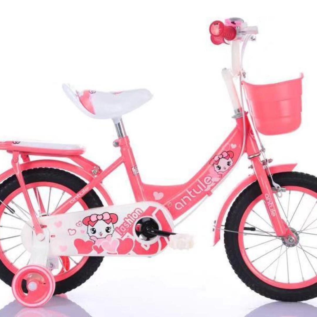 Beautiful girls bike for children's