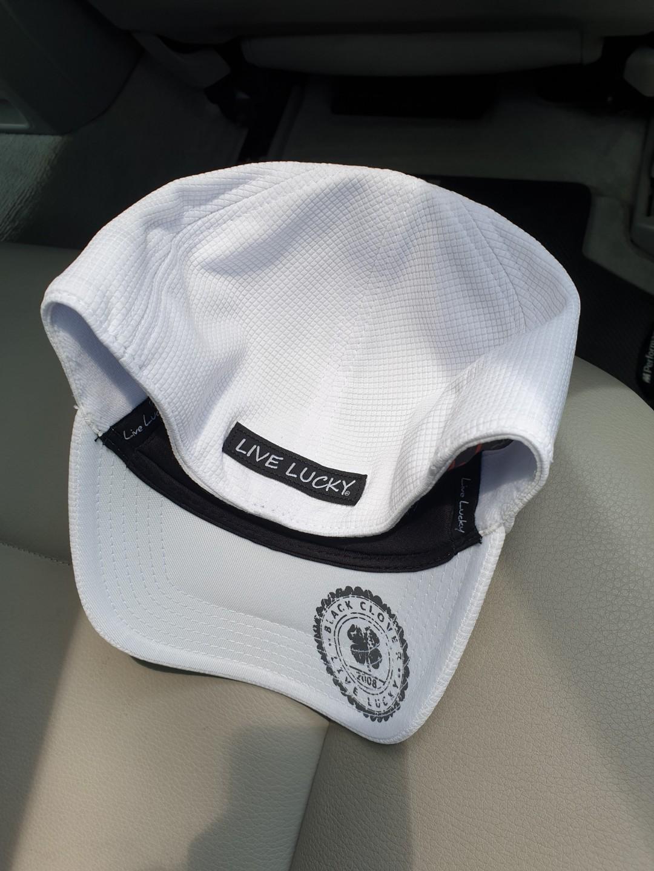Black Clover Golf Cap