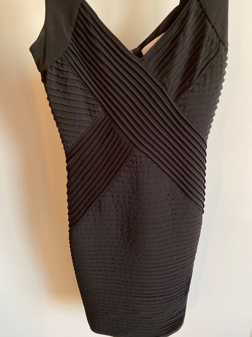 CALVIN KLEIN Women's LBD (Little black dress) Size 2
