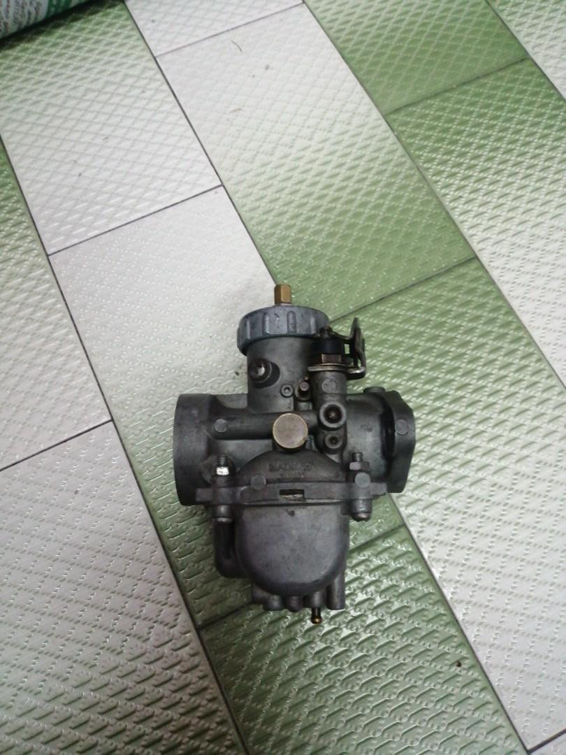 Carburetor Ts125