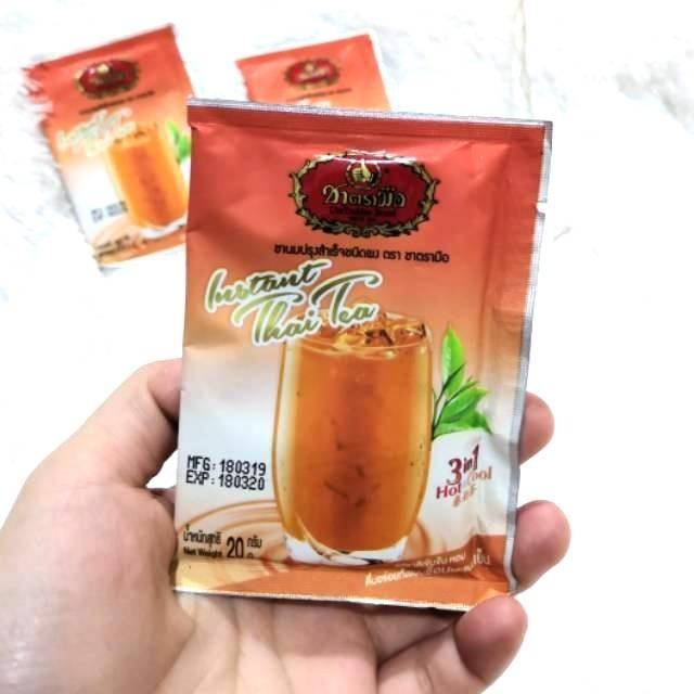 Cha Tra Mue Instant Thai Tea