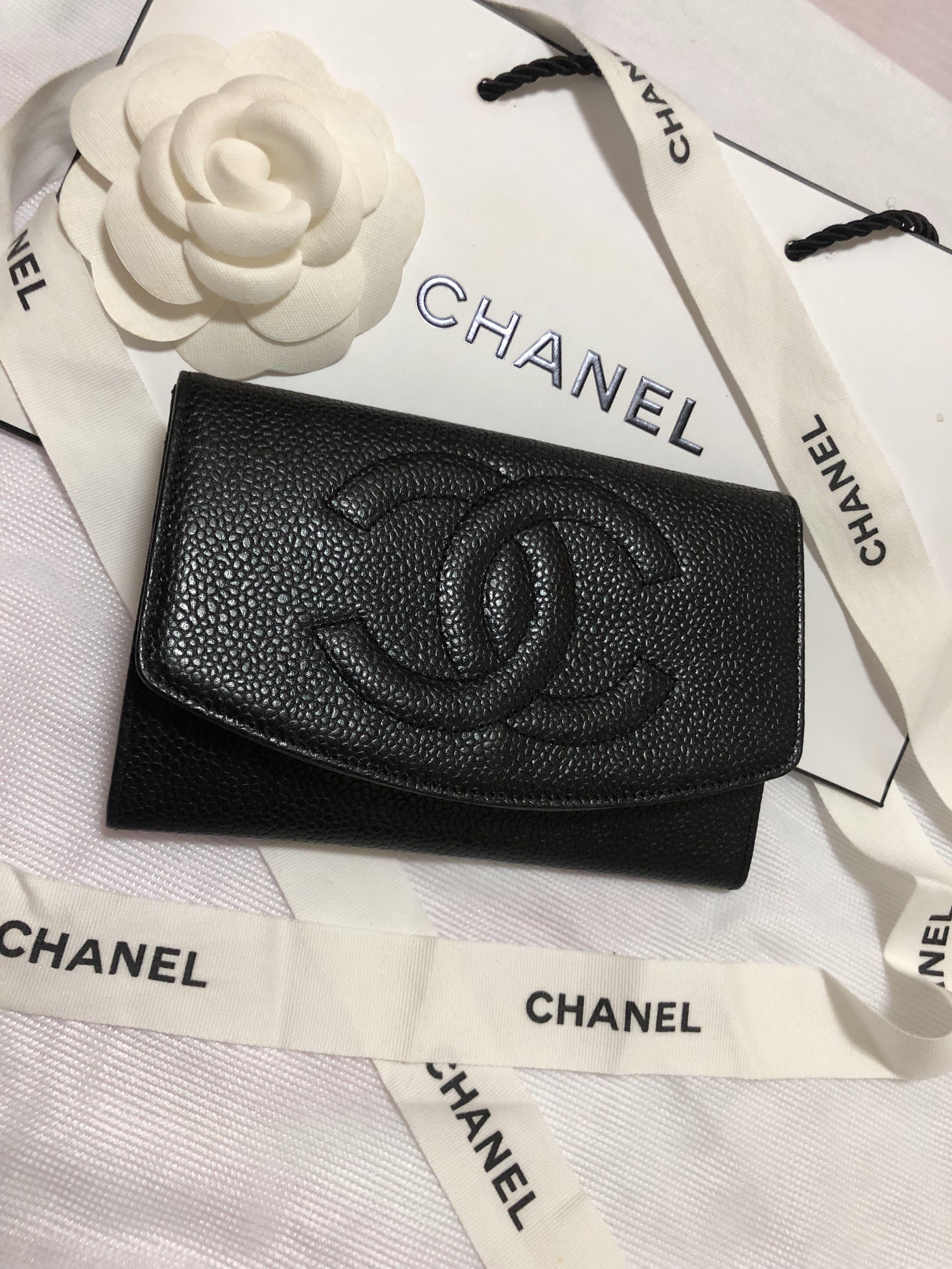 Chanel 零錢、小皮夾