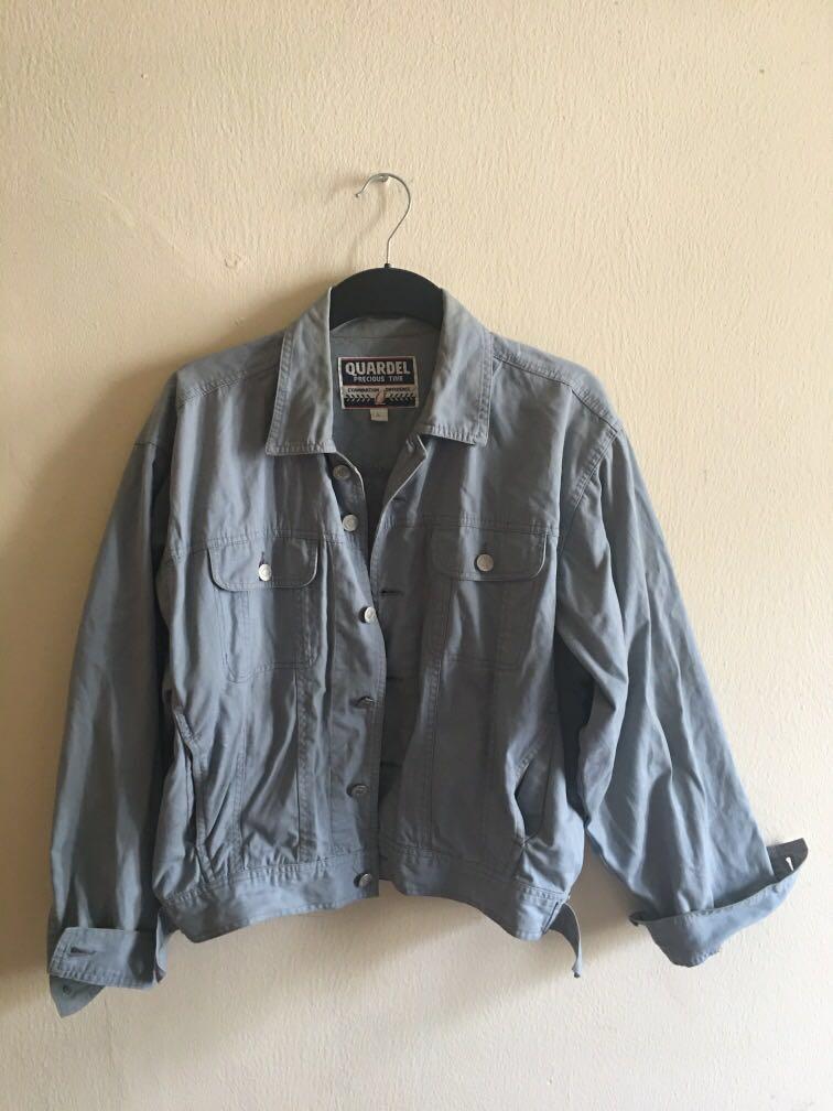 Denim Jacket Baggy (Cropped)