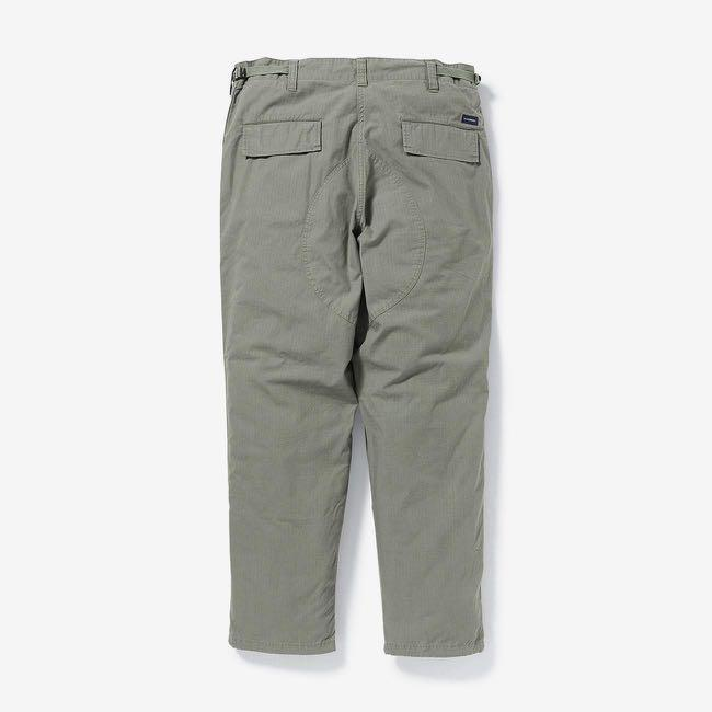Descendant Strip Ripstop Trousers pant olive drab cargo m-65