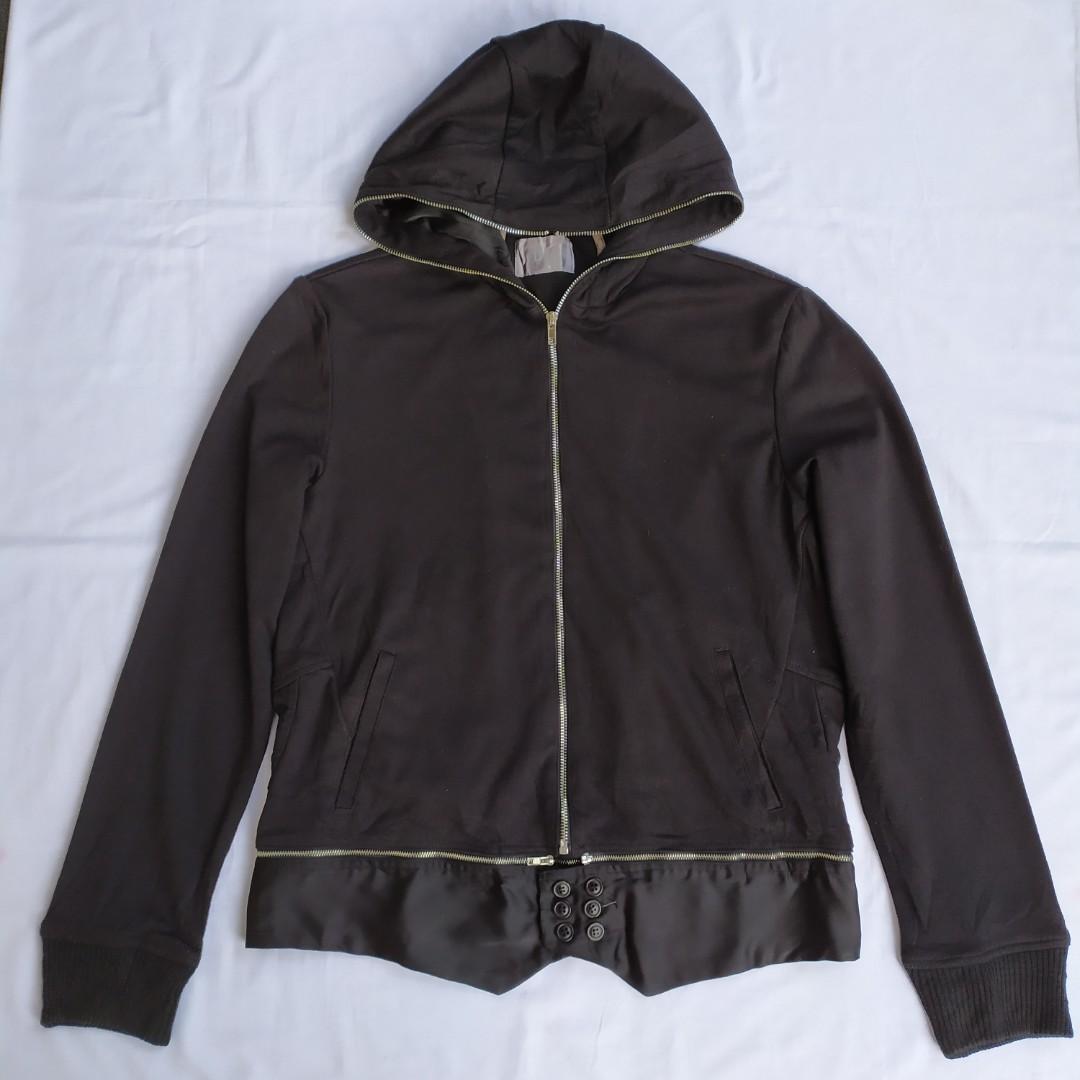 Dior homme hoodie jacket