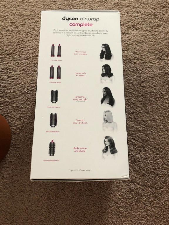 Dyson Airwrap Styler Complete NEW IN BOX [GENUINE] FREE DROP SHIP [NO SWAPS, PRICE IS FIRM & FINAL]