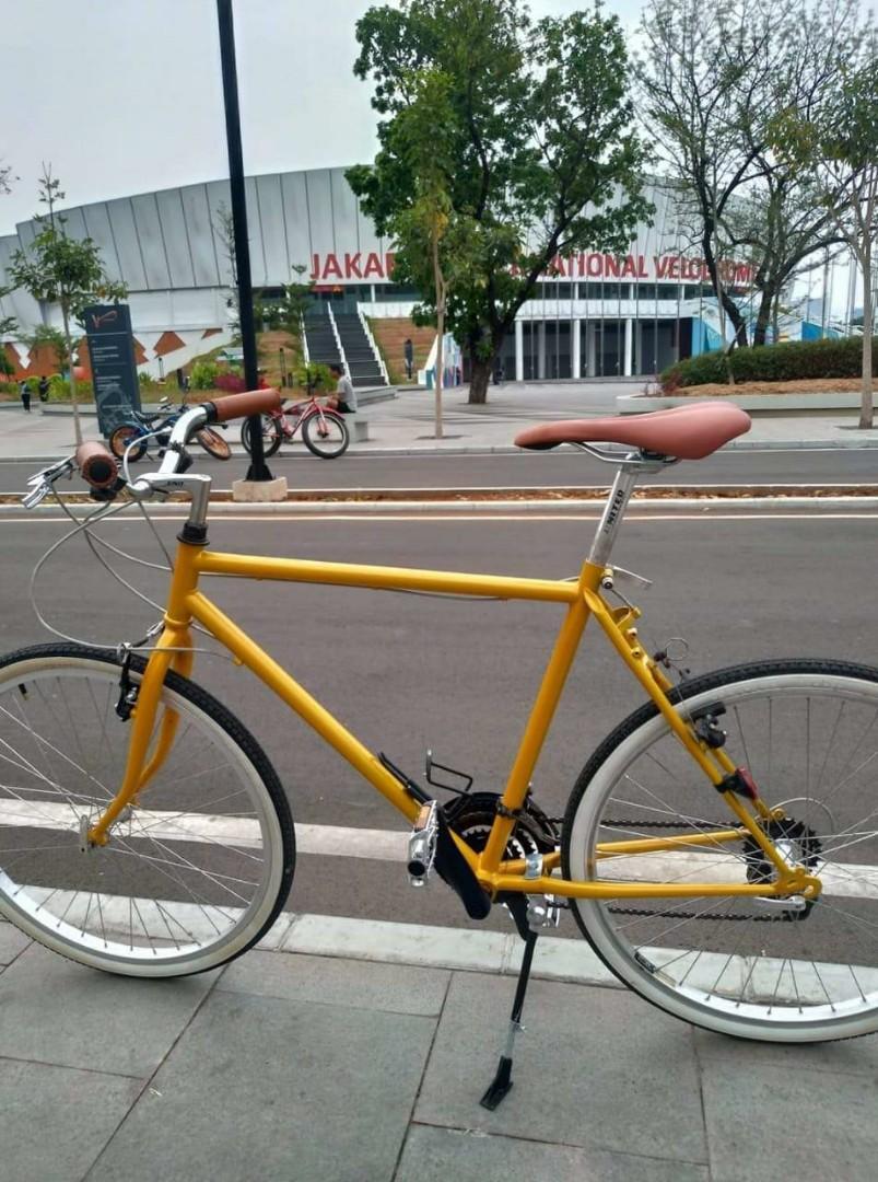 Federal Modif Tokyo Bike Not Fixie Mtb Minivelo Olah Raga Sepeda Di Carousell