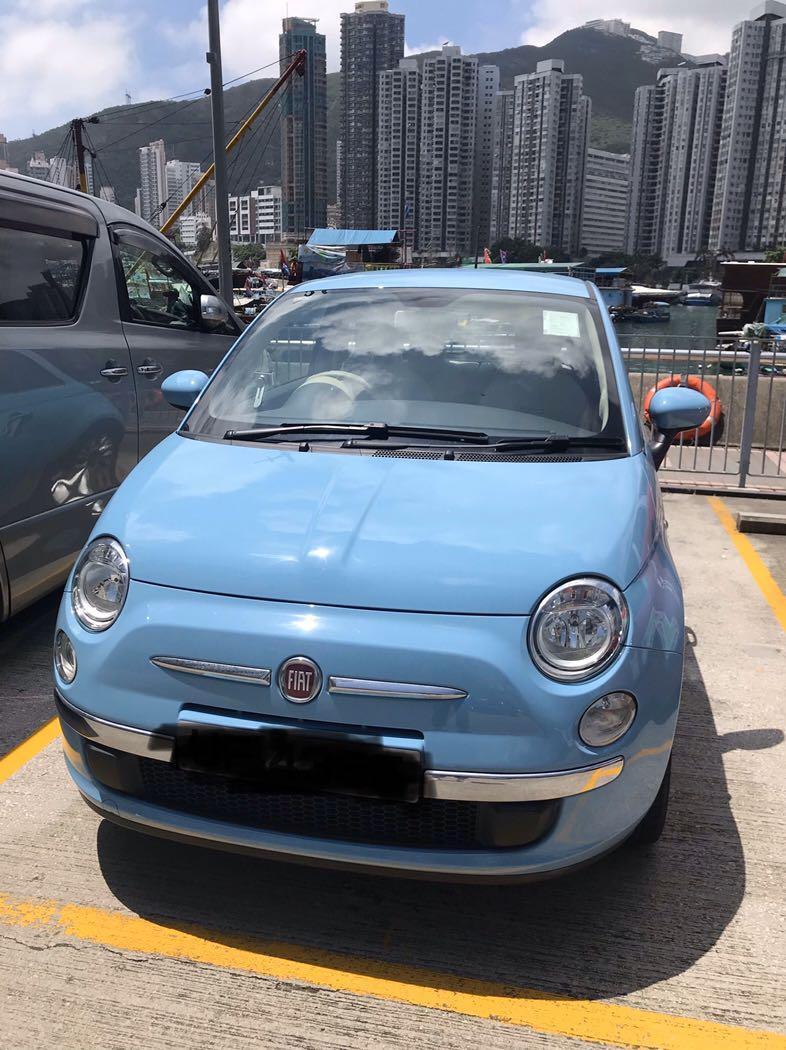 減價 - FIAT 500 1.4 2015