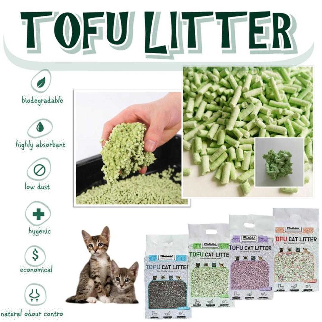 [FREE CAT LITTER] Grab before it last~