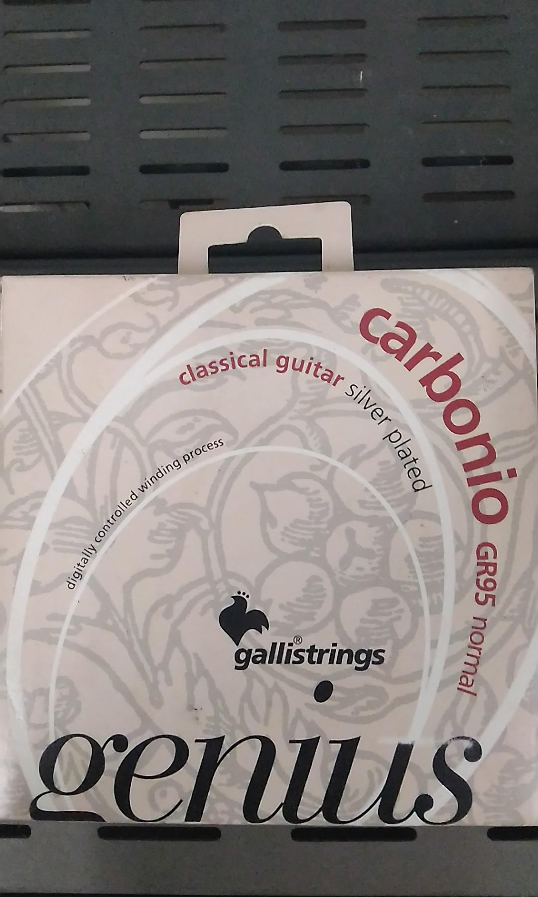 GALLI GENIUS CLASSIC GUITAR STRING