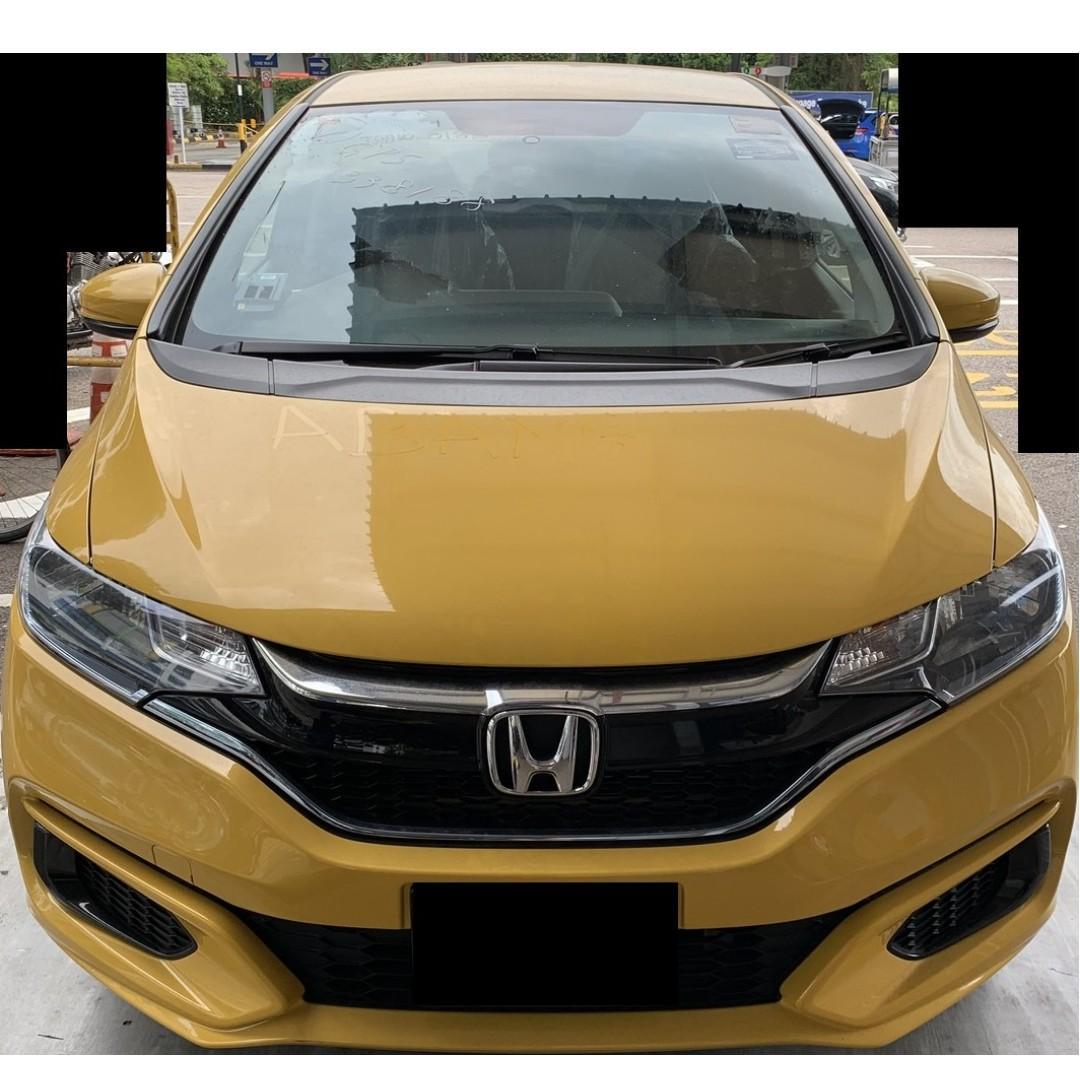 Honda Fit Hybrid 1.3A