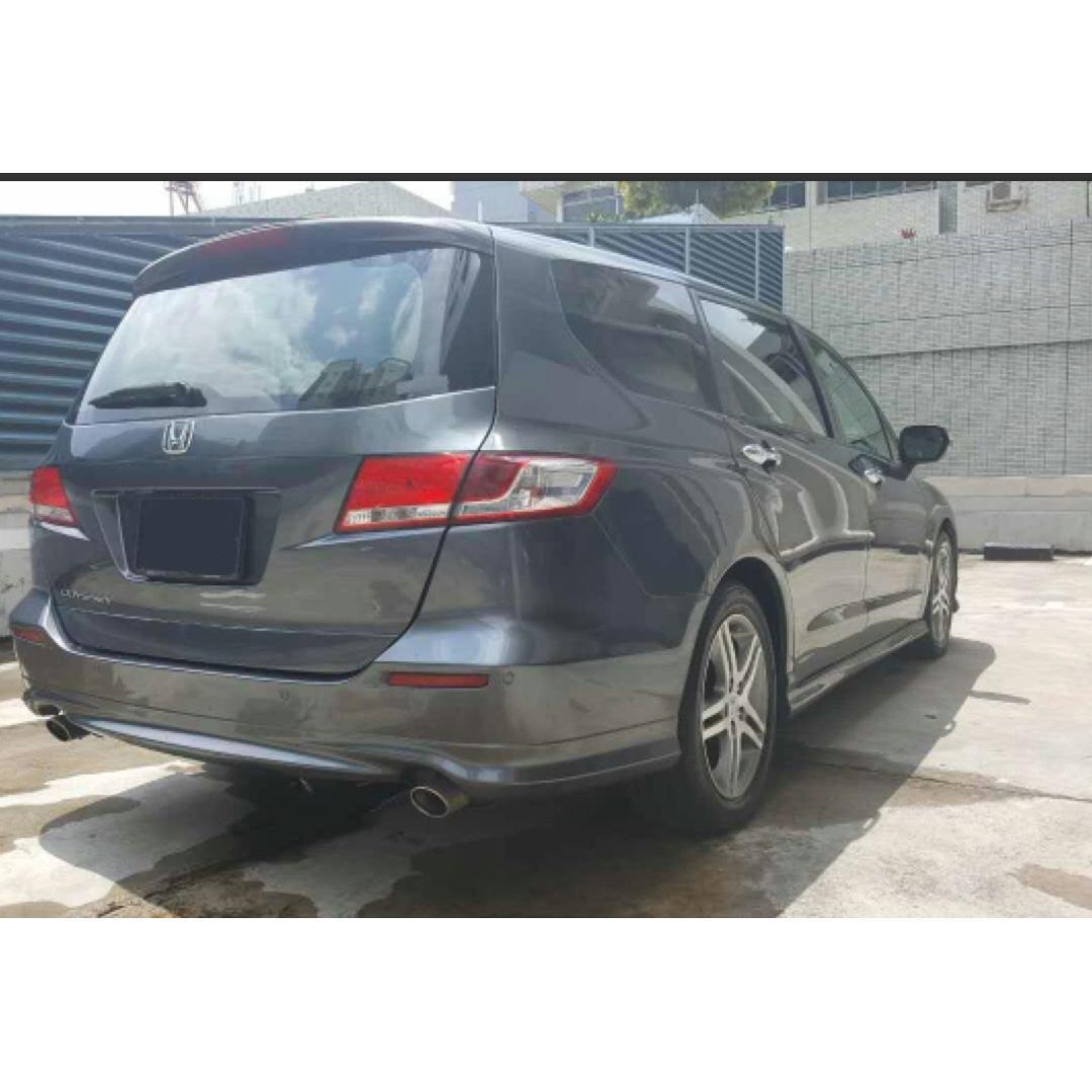 Honda Odyssey 2.4Litre