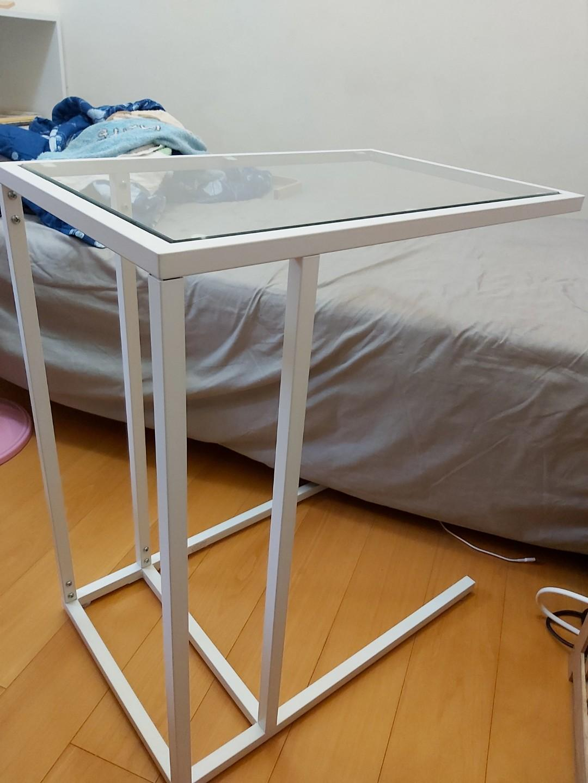 IKEA VITTSJO 邊桌 筆記型電腦桌