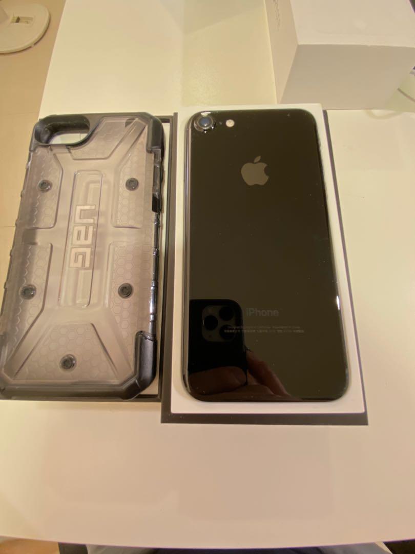 Iphone7 128G 曜石黑