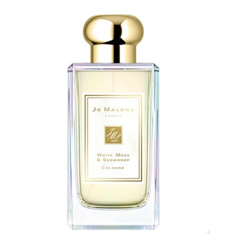 JO MALONE White Moss & Snowdrop Cologne perfume 100ml RRP$198
