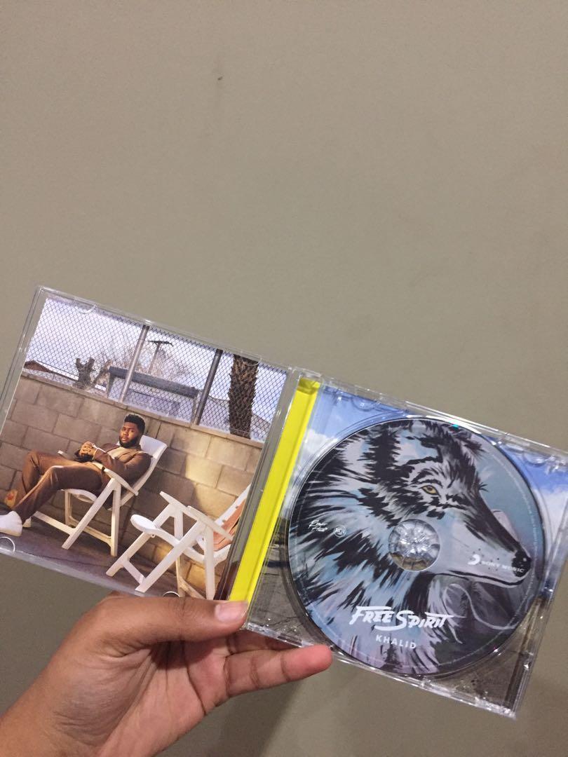Khalid Free Spirit Album